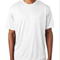 Sublimatable UltraClub® Men's Cool & Dry Basic Performance Tee