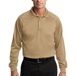 CornerStone Select Long Sleeve Snag Proof Tactical Polo