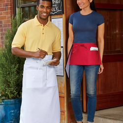 8203 UltraClub 3-Pocket Waist Apron