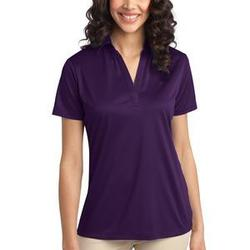 Port Authority Ladies Silk Touch™ Performance Polo