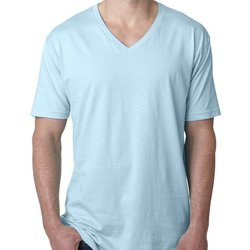 Next Level Men's Premium Fitted Short-Sleeve V-Neck Tee