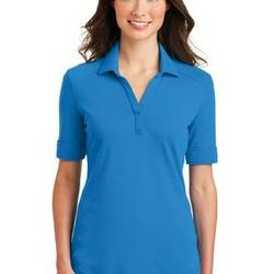 Ladies Silk Touch ™ Interlock Performance Polo