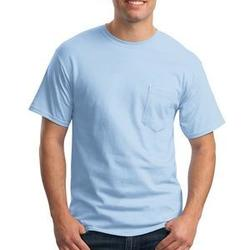 Hanes Tagless ® 100% Cotton T Shirt with Pocket