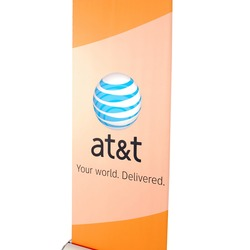 Retractable Banner Stand - Premium
