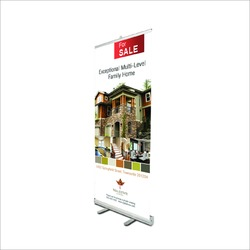 Retractable Banner Stand - Standard