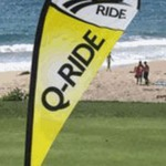 6.5ft Teardrop Flag Banner (Single Sided)