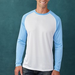 Paragon Contrast Long Sleeve Raglan T-shirt