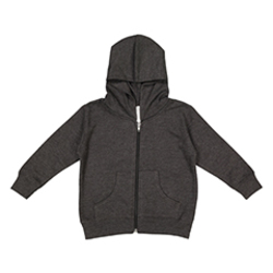 Toddler Zip Fleece Hoodie