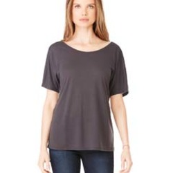 Bella + Canvas Ladies' Slouchy T-Shirt