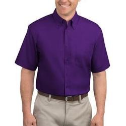 Tall Short Sleeve Easy Care Shirt