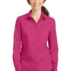 Ladies SuperPro ™ Twill Shirt