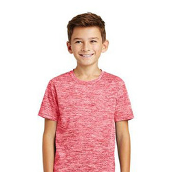 Sublimated Youth Multi-Color Electric Heather Tee
