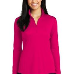 Ladies PosiCharge ® Competitor ™ 1/4 Zip Pullover
