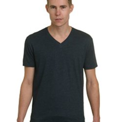 USA-Made V-Neck T-Shirt