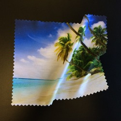 Lens Cloth (Sublimated)