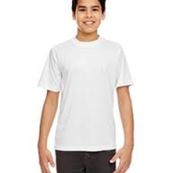 Sublimatable UltraClub® Youth Cool & Dry Sport Performance Interlock Tee