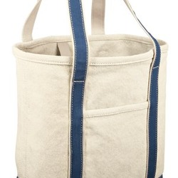 Large Heavyweight Canvas Tote.
